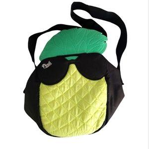 Victoria Secret Pink Pineapple Cooler Bag Lunchbox